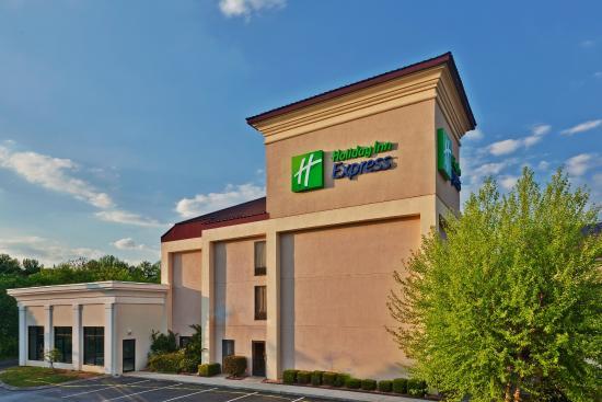 Ringgold, GA: Hotel Exterior