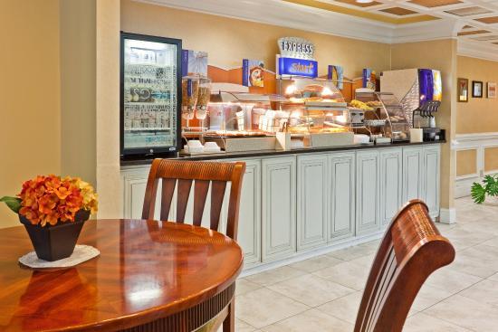 Ringgold, GA: Breakfast Bar