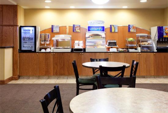 Rocky Mount, VA: Breakfast Area