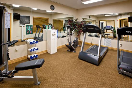 Kokomo, IN: Fitness Center