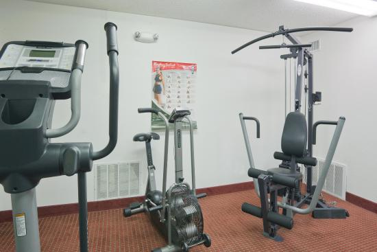Rensselaer, IN: Fitness Center