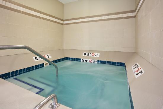 Woodbury, Μινεσότα: Indoor Hot Tub