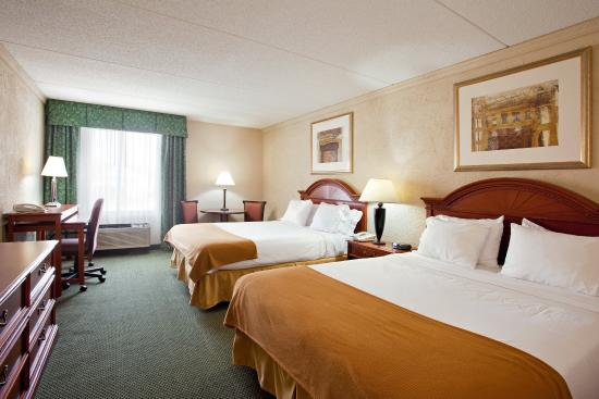Sturtevant, WI: Double Bed Guest Room