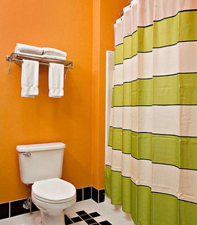 Sebastopol, Californie : Suite Bathroom
