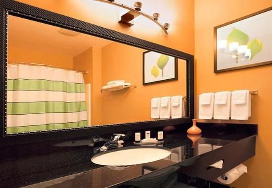 Sebastopol, Californie : Suite Bathroom Vanity