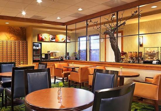 Sebastopol, Californië: Breakfast Dining Area