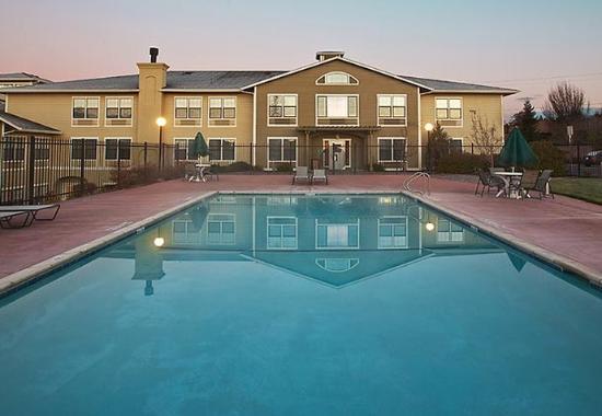Sebastopol, Californië: Outdoor Pool