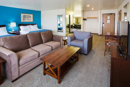 Pendleton, OR: Family Suite
