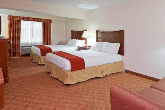 Delmont, Pensilvania: Double Bed Guest Room