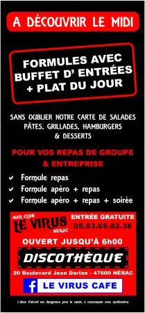 Nerac, Francia: Et plus....