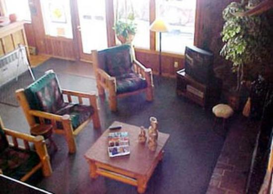 Georgetown, CO: Lobby View