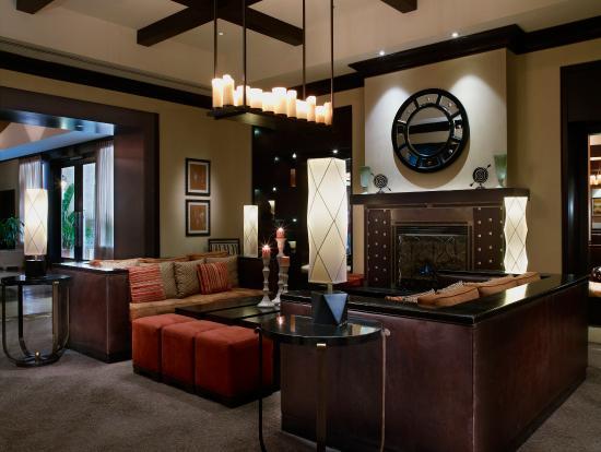 Hotel Solamar - a Kimpton Hotel: Living Room Lobby