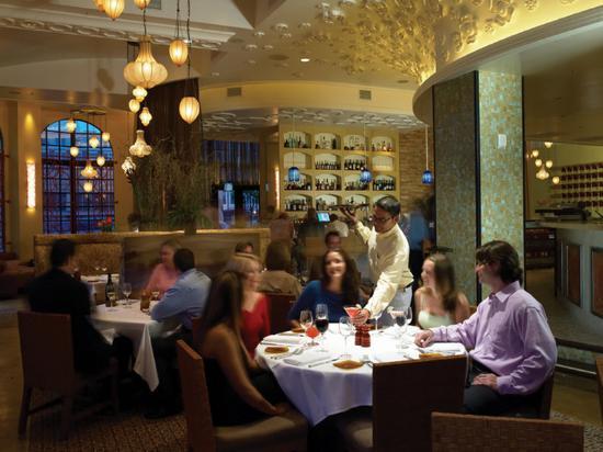 Hotel Solamar - a Kimpton Hotel: JSix Restaurant