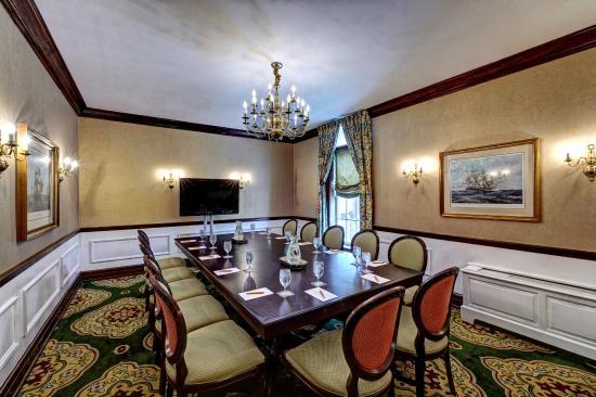Morrison House, a Kimpton Hotel: Salon Room Conference Style