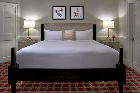Morrison House, a Kimpton Hotel: Morrison House Bed