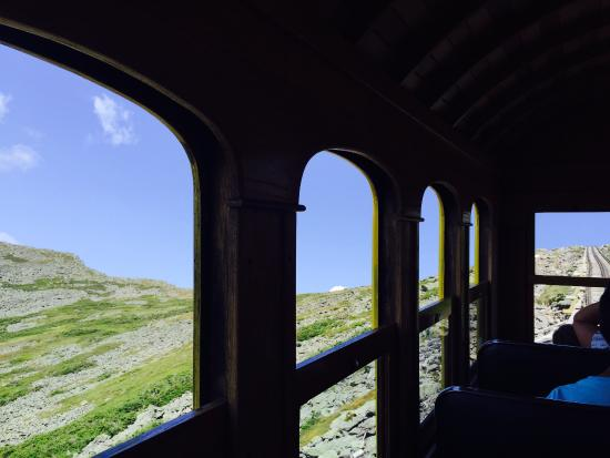 Bretton Woods, Nueva Hampshire: Mount Washington Cog Railway