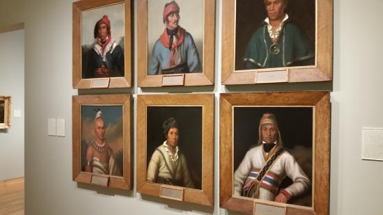 High Museum of Art : stammhövdingar