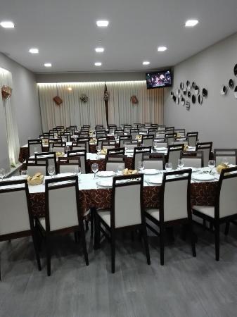 Salas de jantar.