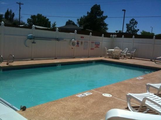 Los Lunas, نيو مكسيكو: Pool