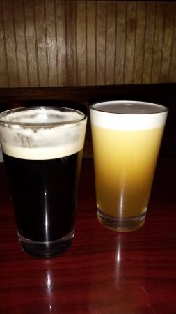 Parkville, MD: Murphy's and Sam Adams White on Nitro quite a pair