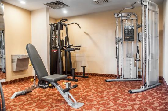 Quality Inn Buffalo Airport: Fitness