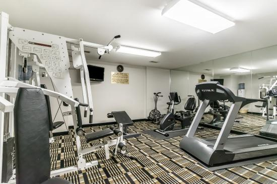 Quality Inn & Suites University/Airport: Fitness