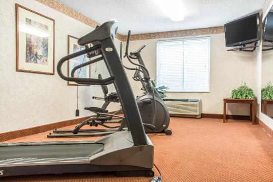Geneseo, NY: Fitness center