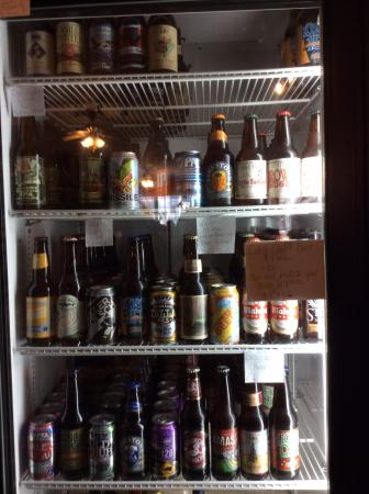 South Boston, VA: Craft beers dozens to choose mix and match