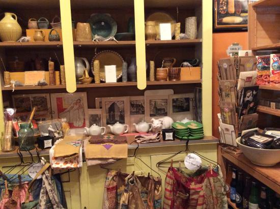 South Boston, VA: Local pottery and gifts