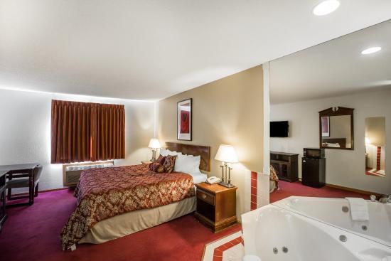 Cedar Rapids, IA: Guest Room
