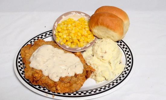 Chicken Fried Steak Picture Of Tallys Good Food Cafe Tulsa