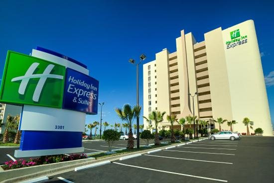 Holiday Inn Express and Suites Oceanfront: Holiday Inn Express & Suites Oceanfront Daytona Beach Shores