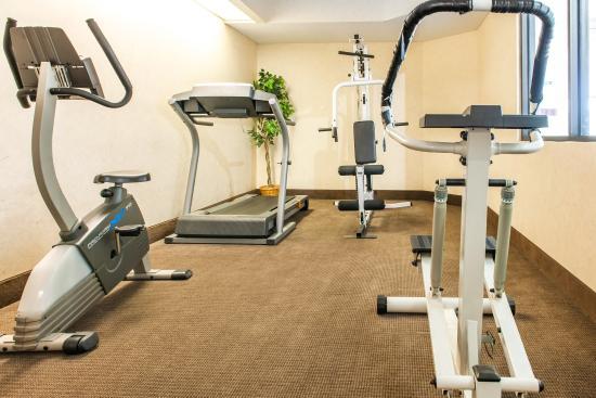 Sleep Inn : Fitness