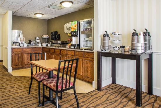 Wisconsin Rapids, WI: Breakfast