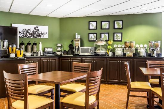 Albemarle, Karolina Północna: Breakfast