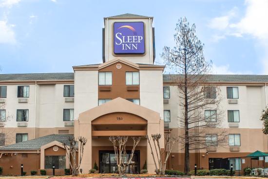 Sleep Inn Arlington Near Six Flags: Hotel exterior