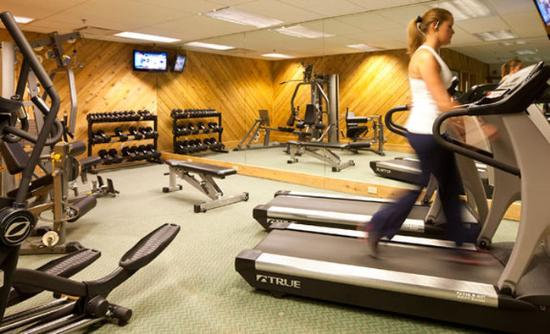 The Wort Hotel: Fitness Center