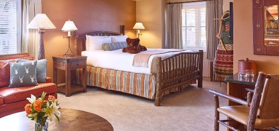 The Wort Hotel: Junior King Suite