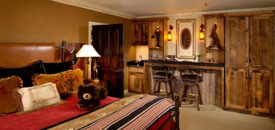 The Wort Hotel: Suite