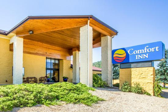 Comfort Inn Near Grand Canyon: Exterior