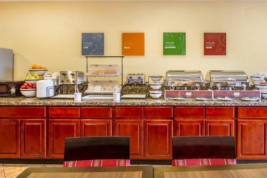 Comfort Inn Near Grand Canyon: Breakfast