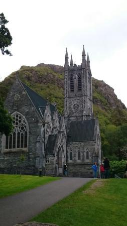 Kylemore, أيرلندا: Kylemore Abbey & Victorian Walled Garden