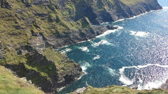 Portmagee, أيرلندا: Kerry Cliffs