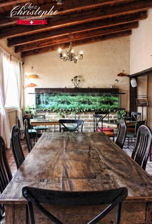 Chez Christophe: salon para eventos