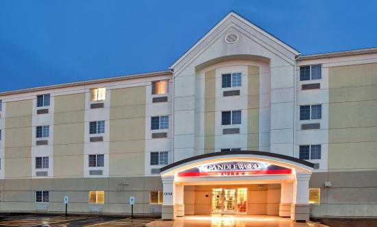 O'Fallon, إلينوي: Hotel Exterior