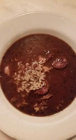 Mr. B's Bistro: Sausage & Chicken Gumbo