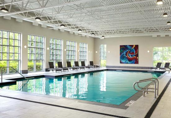 Saint Andrews, Canadá: Indoor Pool