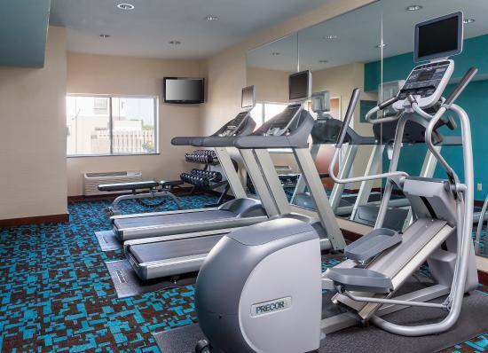Fairfield Inn & Suites Abilene: Fitness Center