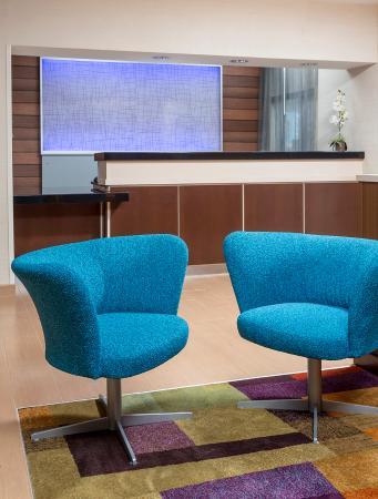 Fairfield Inn & Suites Abilene: Lobby
