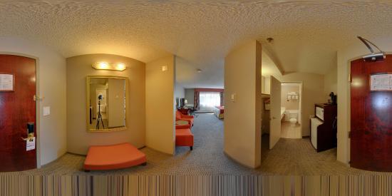 Red Deer, كندا: Guest Room
